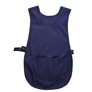 Portwest S843 apron polyester/coton 190gr navy blue - size XXL