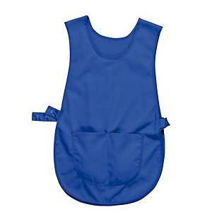 Portwest S843 apron polyester/coton 190gr royal blue - size L/XL