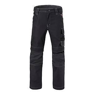 Pantalon de travail Havep Attitude 80229, noir/gris, taille 50, la pièce