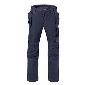 Pantalon de travail Havep Attitude 80230, bleu marine, taille 50, la pièce