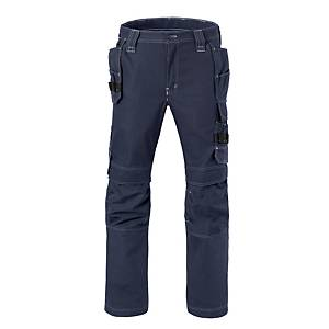 Havep 80230 Attitude worktrousers cotton/polyester 310gr navy blue - Size 62