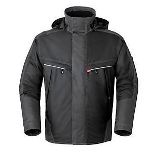 Havep 50171 Attitude parka polyester 195gr black/charcoal - Size L