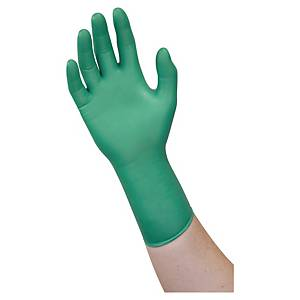 Gants protection chimique Ansell 93-260 - nitrile - taille 9,5/10 - 50 gants