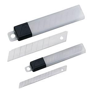 Ostrza do nożyków TAURUS NO-700, 18 mm, opakowanie 10 sztuk