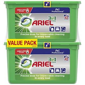 Ariel tablettes à laver 3in1 pods - paquet de 84