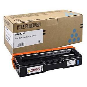 RICOH laserový toner 407544, cyan