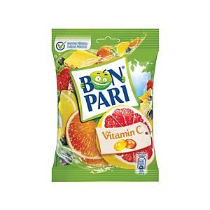 Ovocné cukríky Bon Pari Citrus Mix 90 g