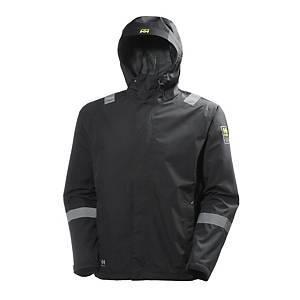 Helly Hansen Aker Shell jas, antraciet/zwart, maat L, per stuk