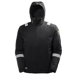 Helly Hansen Aker winterjacket black - size M