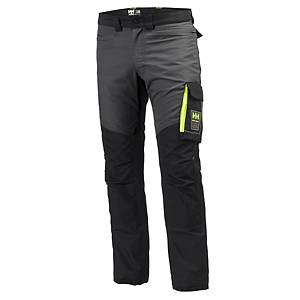 Helly Hansen Aker work trousers black/charcoal - size 46
