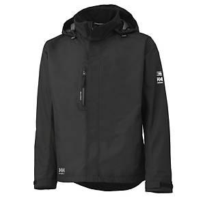 Helly Hansen Haag shell jacket black - size XS