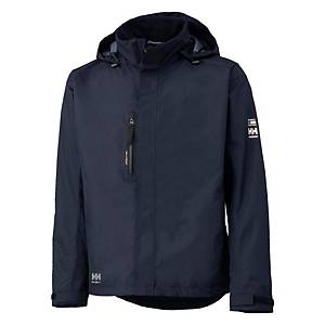Helly Hansen Haag shell jacket navy blue - size 3XL