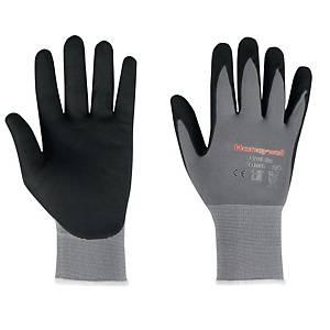 Honeywell Polytril Flex precisie handschoenen, nitril gecoat, maat 7, 10 stuks