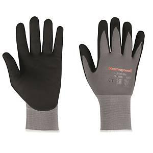 Honeywell Polytril Flex precisie handschoenen, nitril gecoat, maat 9, 10 stuks