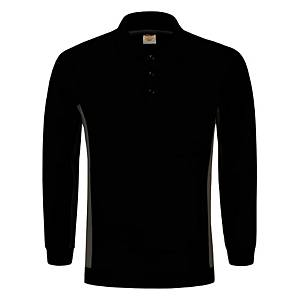 Tricorp TS2000 bi-color Sweater black/grey - size 5XL