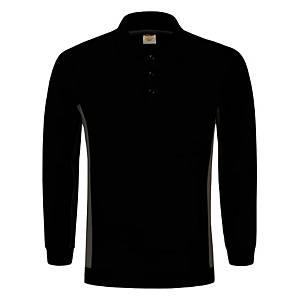 Tricorp TS2000 Bi-color trui, zwart/grijs, maat 5XL, per stuk
