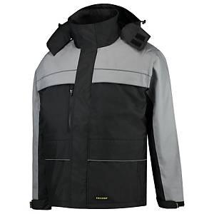 Tricorp TJO2000 parka, zwart/grijs, maat XS, per stuk