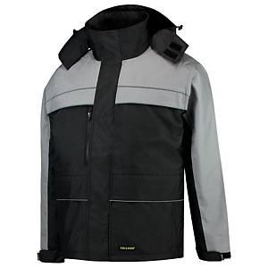 Tricorp TJO2000 parka, zwart/grijs, maat S, per stuk