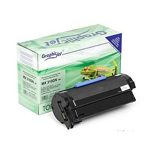 /Cartuccia inkjet compatibile con Lexmark 60F2H0E 10000  pag nero