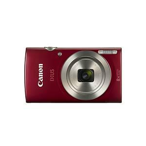 Digitálny fotoaparát Canon IXUS 185, červený