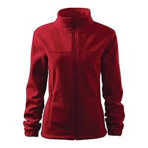 Polar damski RIMECK JACKET 504, czerwony, rozmiar S