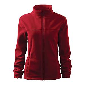 Polar damski RIMECK JACKET 504, czerwony, rozmiar L