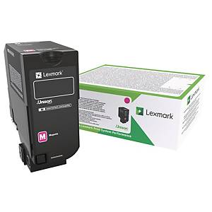 Lasertoner Lexmark 84C2HME, 16 000 sider, magenta