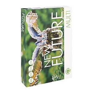 Papier A4 blanc New Future Multi, 80 g, la boîte de 5 x 500 feuilles