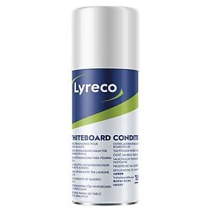 Espuma renovadora Lyreco para quadro branco esmaltado - garrafa 150 ml