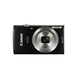 Canon 1803C010 Ixus 185 Digital Camera Black