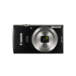 Canon 1803C010 Ixus 185 Digital Camera Black