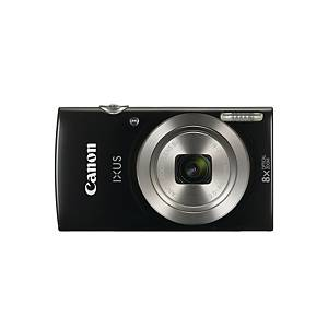 Digitalkamera Canon 1803C001 IXUS 185, sort