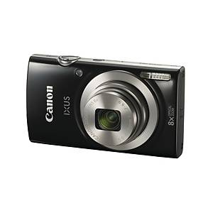Canon 1803C001 Ixus 185 Digital Camera Black