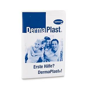 Pflasteretui DermaPlast, assortiert, Packung à 16 Stück