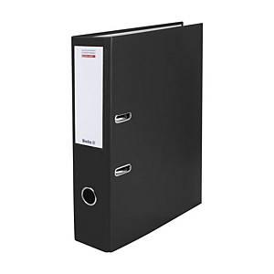 Bundesordner Biella 0103417, 7 cm, schwarz