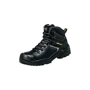 Sicherheitsstiefel Bata Bickz 421, S3 HRO SRC, Größe 43, schwarz