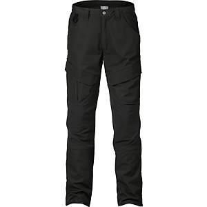FK 2526 Stretch työhousut musta 50