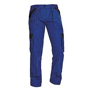 Dámske pracovné nohavice CERVA MAX LADY, veľkosť 38, modré