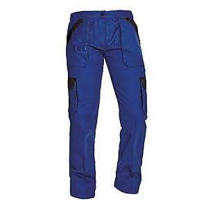 Dámské pracovní kalhoty CERVA MAX LADY, velikost 40, modré