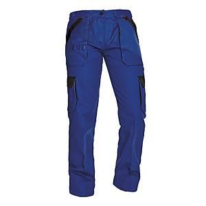 Dámske pracovné nohavice Cerva Max Lady, veľkosť 44, modré