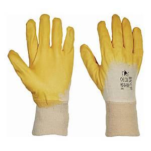 Rękawice F&F HS-04-009, rozmiar 8, 12 par