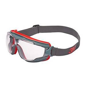 Lunettes masque de protection 3M Google Gear 500 - la paire