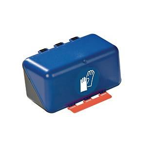 Aufbewahrungsbox für Handschuhe, B236xT120xH120 mm, blau