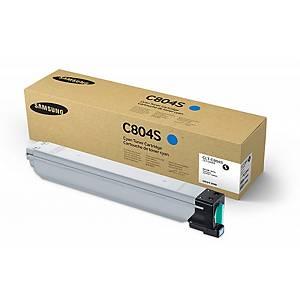 /Toner laser Samsung SS546A  CLT-C804S/ELS 15K ciano