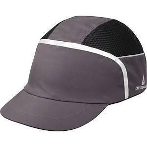 Sikkerhedskasket Deltaplus Kaizio Protection Cap, grå
