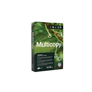 Multifunktionspapir MultiCopy Zero, A3, 80 g, pakke a 500 ark