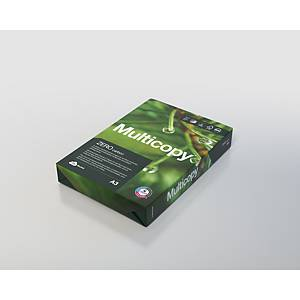 Multicopy Zero Carbon-Neutral Premium Paper, A3, White, 80g, Ream of 500 Sheets