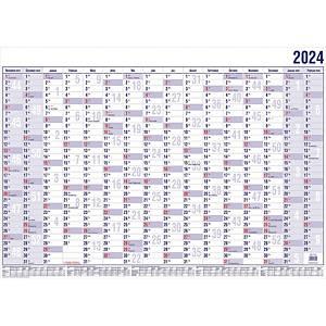 Plakatkalender 2020 Güss 16000, 16 Monate / 1 Seite, 84,1 x 118,9cm