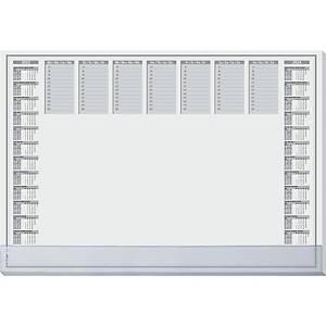 Schreibunterlage 2021 Sigel HO366, 59,5x41cm, 2-Jahresübersicht, 40 Blatt