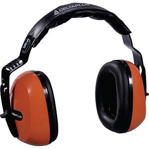 Høreværn Deltaplus Sepang2, orange, SNR 26 dB